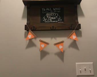 Pumpkin pie banner