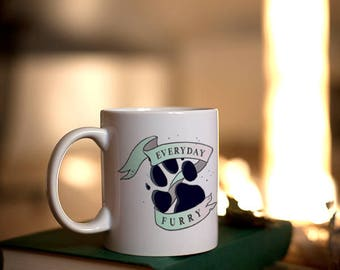 Everyday Furry - Mug