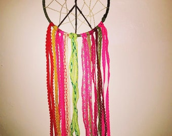 Trippie Hippie Dreamcatcher