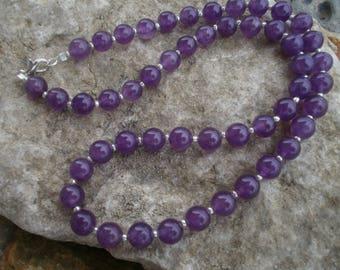 Agate Chain 8 mm #574