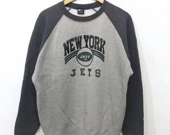 Rare! Jets National Football League Sweatshirt