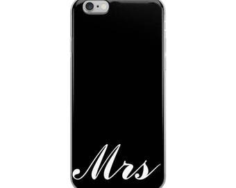 Ships Very Fast! iPhone Case, iPhone 6/6s, iPhone 6plus/6splus, iPhone 7/8, iPhone 7plus/8plus, Wedding, Married, Cute, Love, Bride,