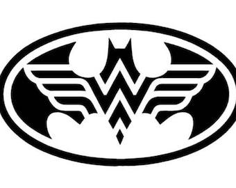 Batman/ wonderwomen