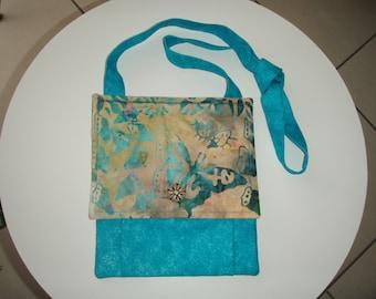 Bag carried through ultra flat