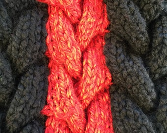 Chunky and Warm Cowl