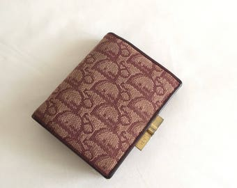 Christian Dior Compact wallet