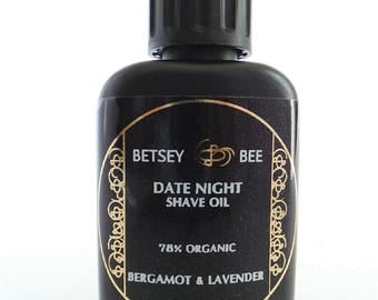 Date Night Shave Oil