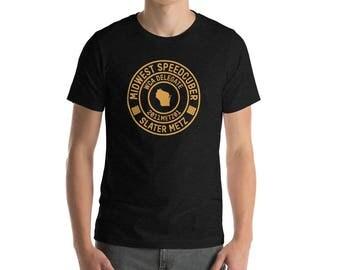 Slater Metz WCA Short-Sleeve Unisex T-Shirt