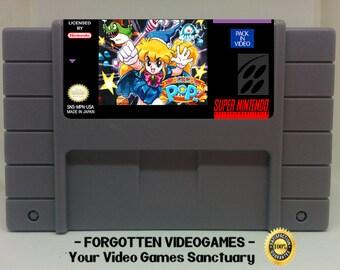 Magical Pop'n -  English Translation  - SNES Super Nintendo