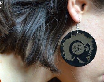 Lauryn Hill earring