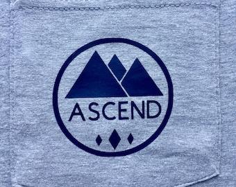 Ascend Logo Mountain Shirt