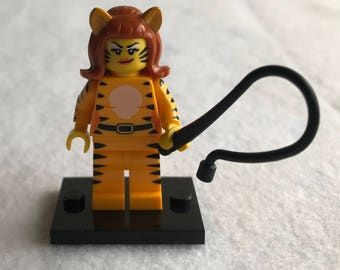 LEGO minifigure, Tiger Woman Series 13