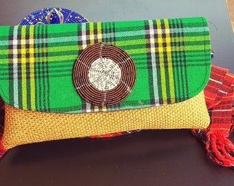 Unique African Designed Clutch Bags