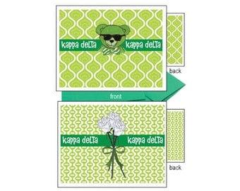 Kappa Delta Notecards - Logo