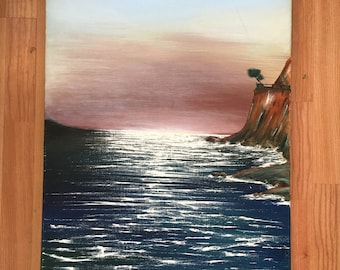 Original Oil Painting - Al Garve