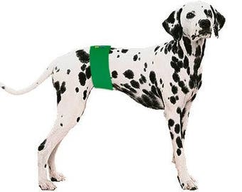 "The Best Male Dog Belly Band  On The Market - Size - Large,   Length - 14""-16"",   Width - 4"""