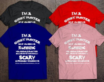 I'm A Ghost Hunter - Ghost Hunting T-Shirt