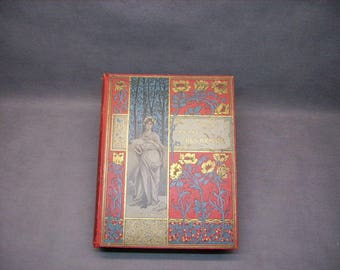 The snow Queen by Hans Christian Andersen 1880 Edition