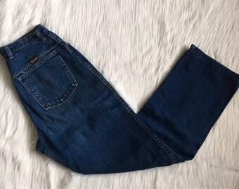 Vintage Wrangler Mom Jeans