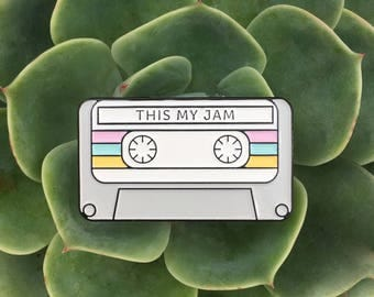 This My Jam Collectible Pin
