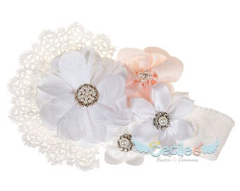 Beautiful Tiara for best occasion Mod 05 Cecile