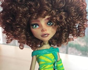 Cleo OOAK Monster High Doll