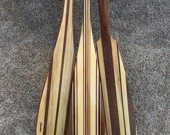 Illiamna canoe paddle