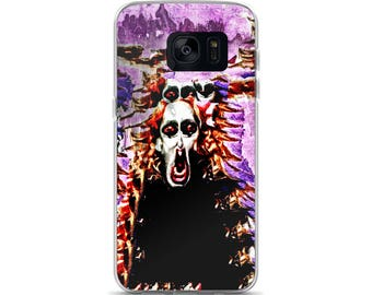 Coulrophobia Samsung Case