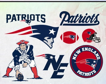 New England Cut Files, Patriots SVG, DXF, PNG, cut files, New England Png, New England Patriots Clipart