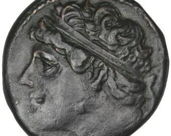 sicilia syracusa hieron ii syracuse double litra syracuse ef(40-45)...