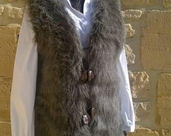 Hillbilly vest