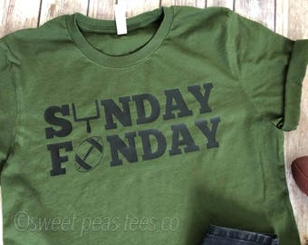 Sunday Funday Shirt, Sunday Funday, Sunday Shirt, Sunday Funday tshirt