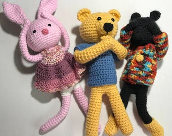 Amigurumi Plushies  - Personalized & Made To Order