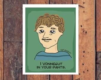 Kurt Vonnegut Valentine