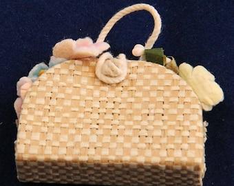 Vintage Barbie Pak purse