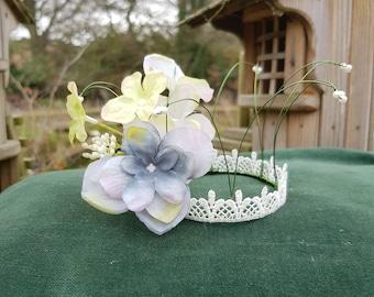 Fairy Coronet/Tiara - Hydrangea