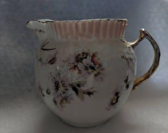 Porcelain creamer