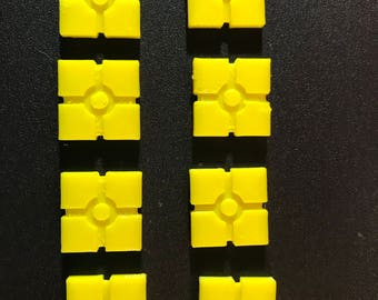 Star Wars Destiny Resource Tokens (x8) custom 3D printed