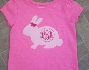 Easter Shirt Monogrammed/Personalized