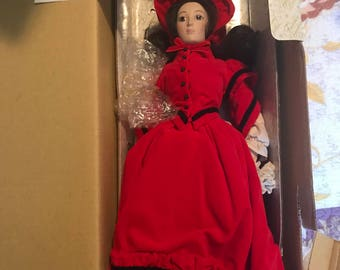 "Little Women ""Jo"" Doll"