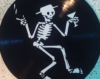 Social distortion art record Mike Ness