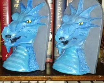 Dragon book ends