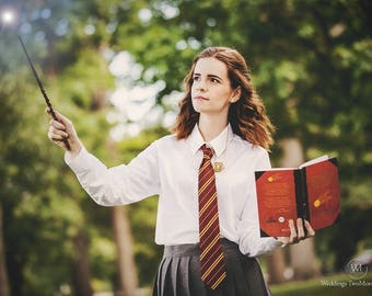 "Hermione Granger 2 (cosplay print, 5"" x 7"")"