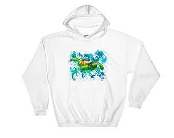 Looe Key Hooded Sweatshirt