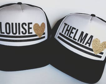 Thelma and Louise hat