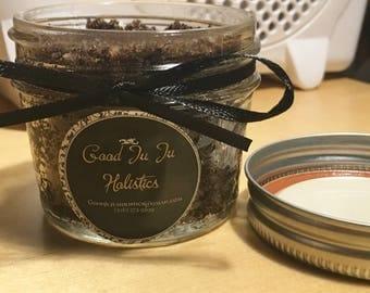 Vanilla Coffee Scrub
