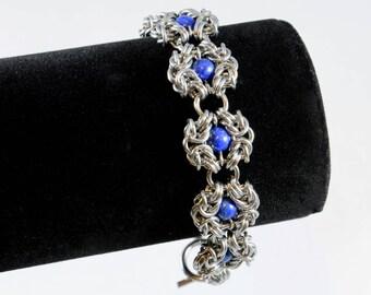 Romanov Bracelet with Gemstones