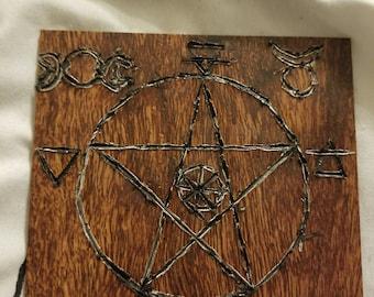 Altar Placard