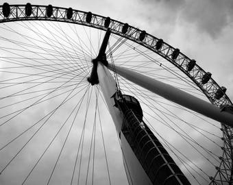 london Eye Photography, london Images, Fine Art Photography Prints, Printable Wall Picture, Printable Photo Art,  Wall Art, Home Wall Décor