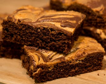 The Nut Job Brownie